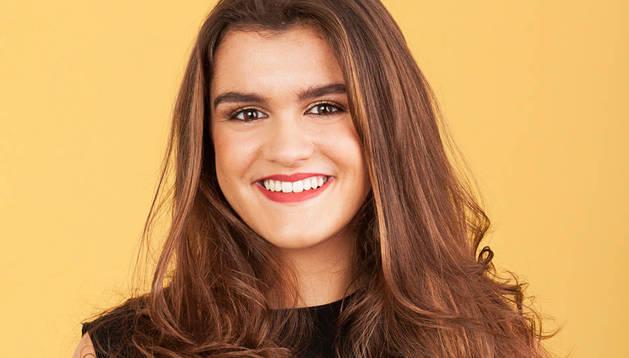 Amaia Romero, concursante de Operación Triunfo