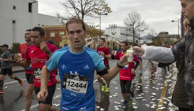 Imágenes de la carrera celebrada este domingo, 12 de noviembre.