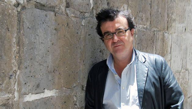 Imagen del escritor Javier Cercas.