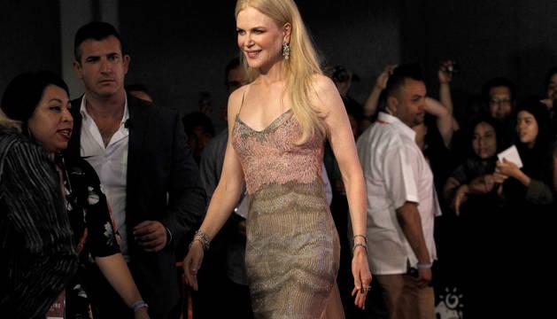 Nicole Kidman en el Festival de Cine de Los Cabos (México)