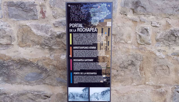 Pamplona tendrá una app con información sobre el Camino de Santiago y las murallas