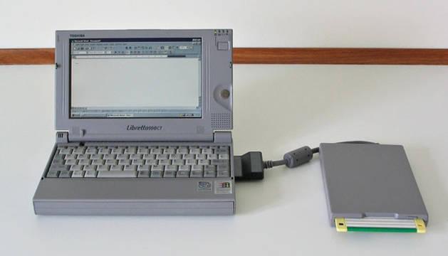Uno de los ordenadores del extesorero Luis Bárcenas