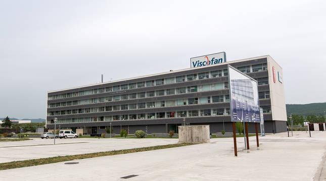 Sede de Viscofan en Pamplona