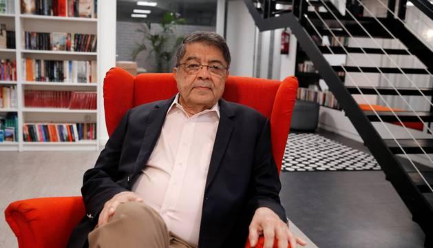 El escritor nicaragüense Sergio Ramírez