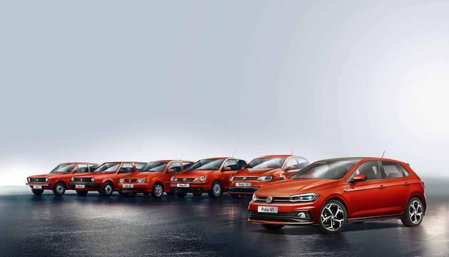 Presentación del nuevo Volkswagen Polo.