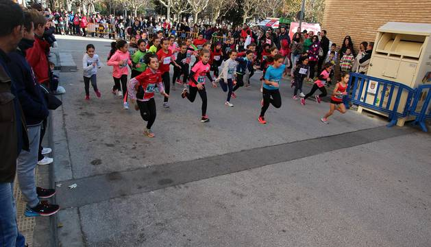 'XXIX Carrera Popular de Amimet'