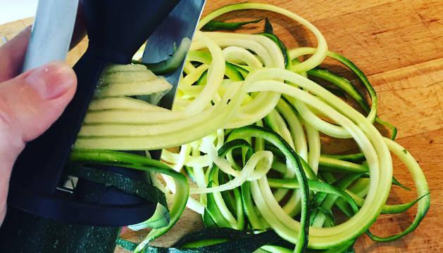 Rallador de verdura