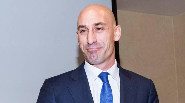 Rubiales quiere optar a la presidencia de la RFEF
