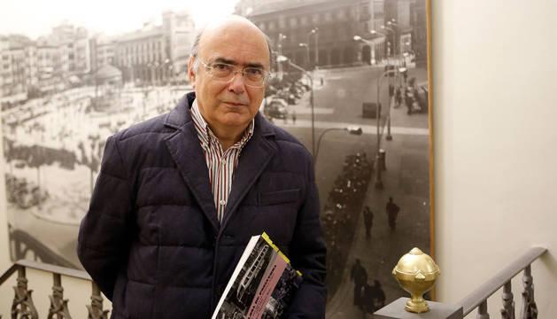 Juan José Martinena, historiador.