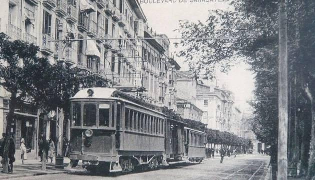 La Pamplona de los años 20