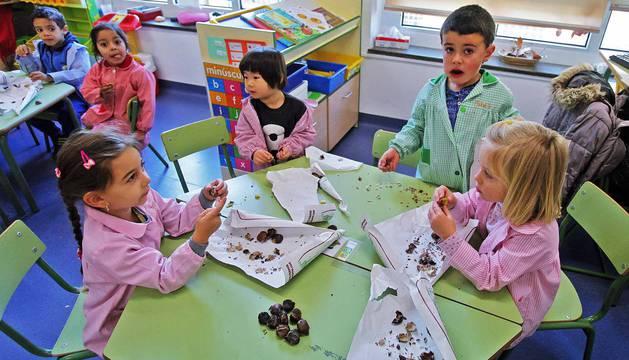 Enseñanza bilingüe alemán-castellano en el Colegio Público Paderborn