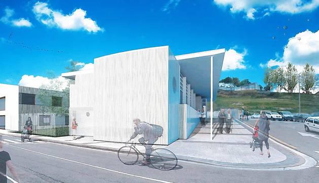 El nuevo Centro de Salud de Mutilva estará listo para finales de 2018