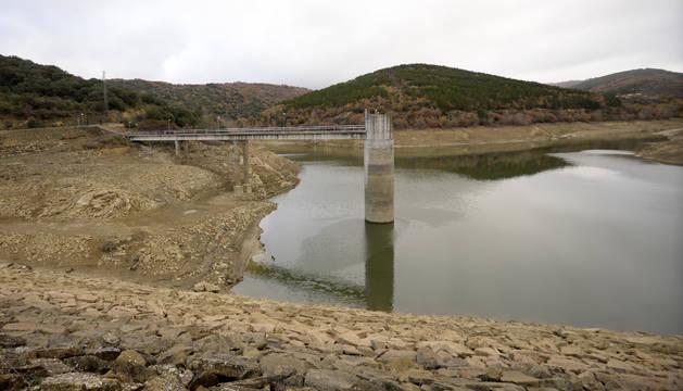 El embalse de Mairaga se encuentra al 28% de su capacidad.