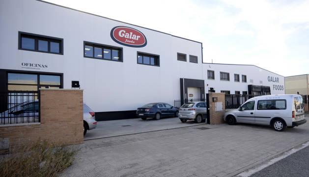 Cárnicas Galar, en el polígono La Nava, ampliará instalaciones.