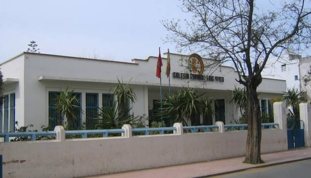 Colegio Luis Vives de Larache.