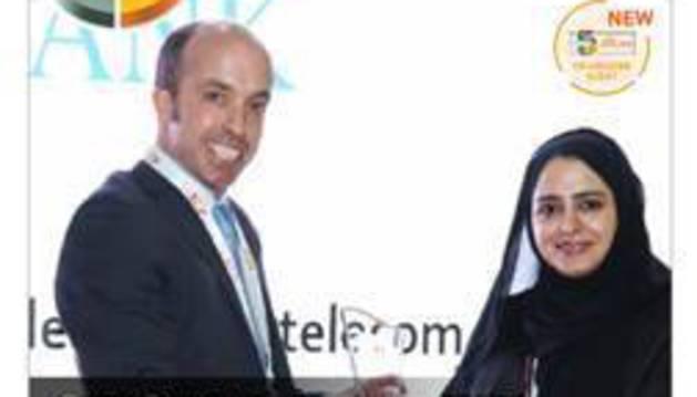 La empresa Hidrostank de Tafalla, premiada en Dubái