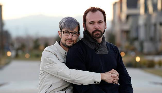 David Mullins y Charlie Craig, la pareja denunciante.