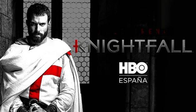 'Knightfall', una serie