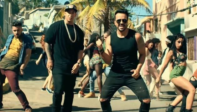 Fotograma del videoclip de 'Despacito', de Luis Fonsi y Daddy Yankee.
