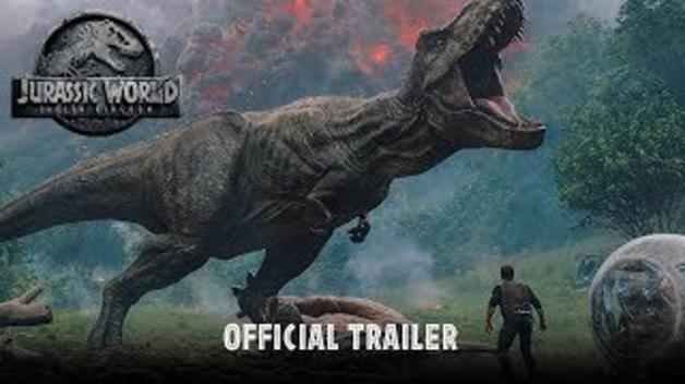 Tráiler de Jurassic World: Fallen Kingdom