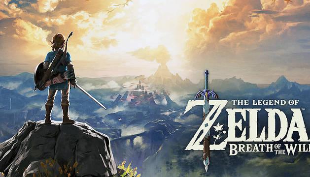 Videojuego 'The Legend of Zelda Breath of the Wild'.