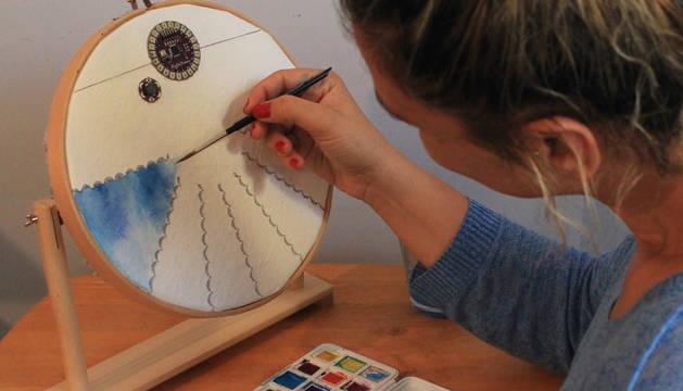 Paola Guimerans en acción como artista, diseñadora, educadora y tecnóloga creativa.