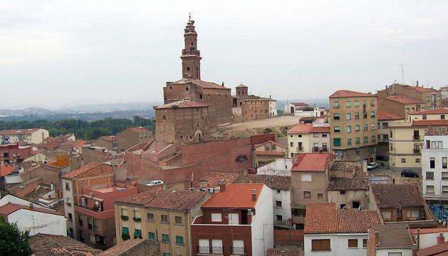Vista general de San Adrián.