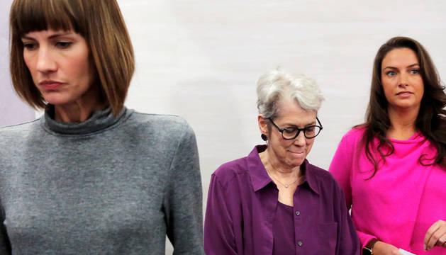 Las tres mujeres que han acusado a Trump de acoso sexual