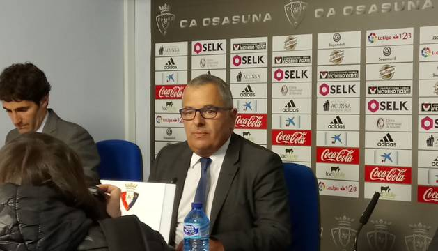 Fran Canal explica la demanda interpuesta por Lafón