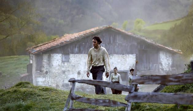 Fotograma de la película 'Handia'.