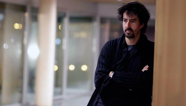El director navarro Félix Viscarret.