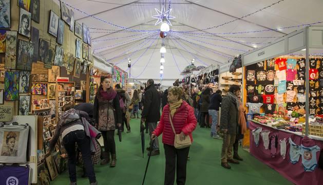 La plaza de toros vuelve a acoger la Feria de Navidad