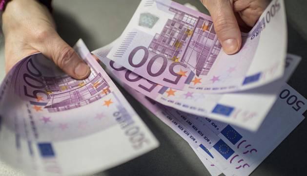 El 10% de los españoles más ricos posee casi el 57% de la riqueza personal del país