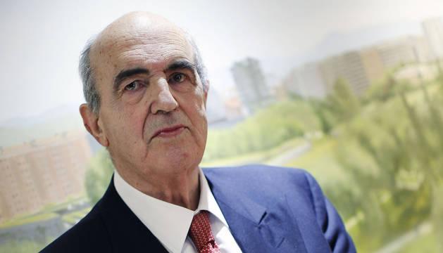 El ingeniero Javier Manterola, premiado por la Fundación José Entrecanales Ibarra