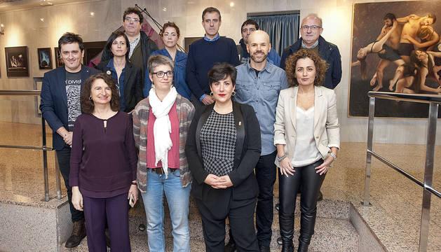 El Auditorio de Barañáin presenta el espectáculo 'To rent or not to rent'