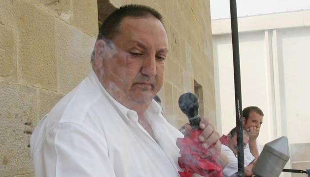 Javier Gárriz.