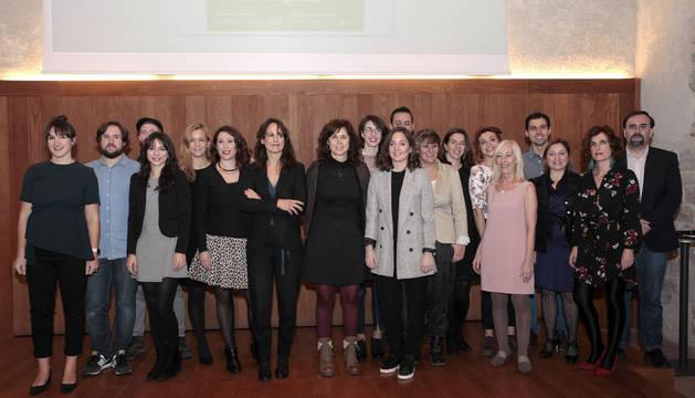 Presentados los 15 nuevos proyectos del programa 'Pamplona Emprende'