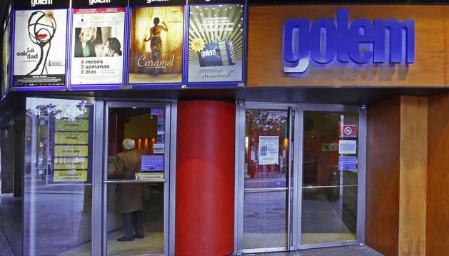 Los jóvenes de Pamplona podrán ir al cine por 1 euro estas navidades