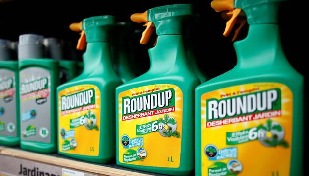 El glifosato  es el compuesto más popular y extendido de los herbicidas.