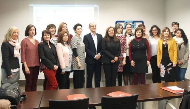 Las mujeres que han participado en el Foro Femenino de Emprendedoras