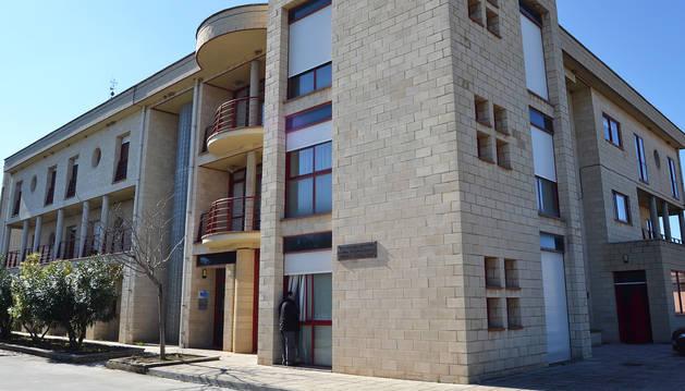Un herido grave tras ser apuñalado en un centro geriátrico de Cárcar