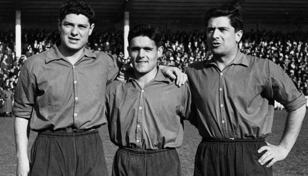 Fallece a los 85 años el exosasunista Paco Glaría