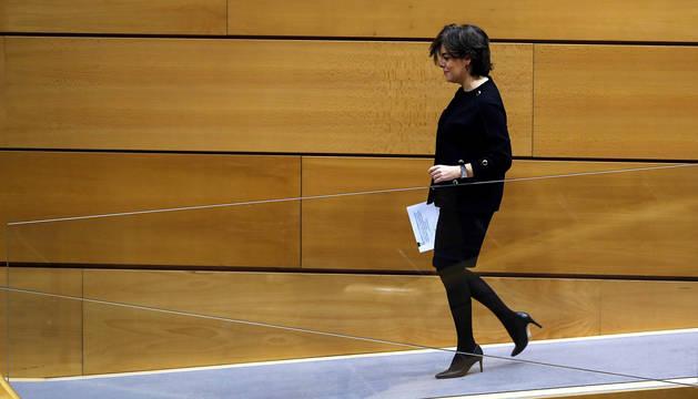 Junts per Catalunya denunciará a Santamaría por presunta prevaricación