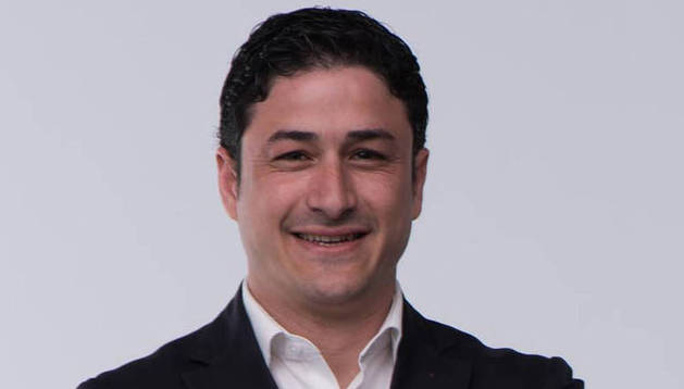 foto de Óscar Arizcuren director de Políticas Públicas y Relaciones con Europa de AENA