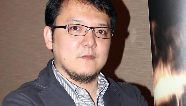 Hidetaka Miyazaki, creador de Dark Souls.