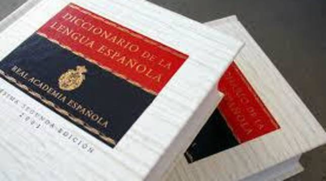 Diccionarios de la RAE