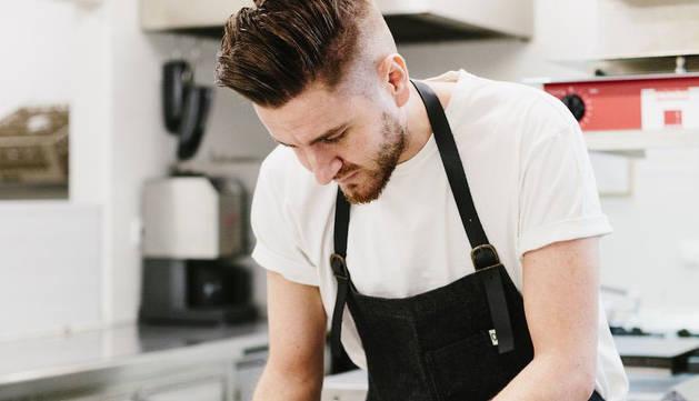 El cocinero Leandro Gil