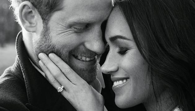 Así será la boda del príncipe Harry y Meghan Markle  ada7d6ad8ed