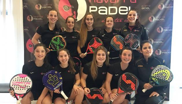 El Navarra Máster Pádel Club de primera categoría