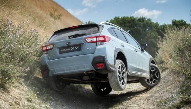 Galería de fotos del nuevo Subaru XV